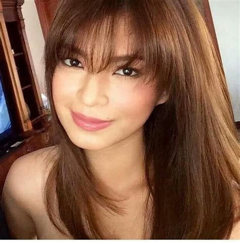 hair color for pinays 17 best images about angel locsin on pinterest angel