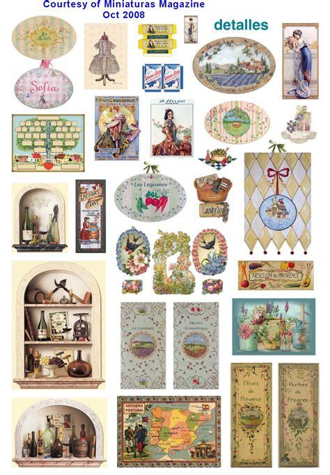 dolls house printables new miniature printables calendar template 2016