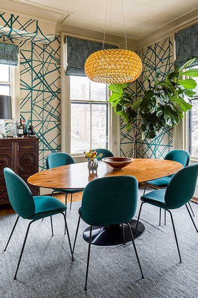 teal tan   beautiful dining rooms dining room