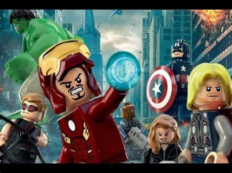 film marvel super heroes lego marvel super heroes full movie youtube