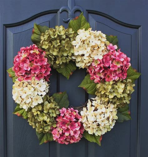 spring wreath 20 refreshing handmade spring wreaths