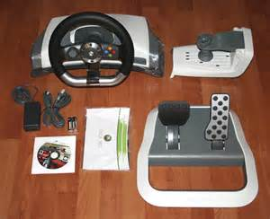 Xbox 360 Steering Wheels 13 Best Xbox 360 Racing Step The Wheel