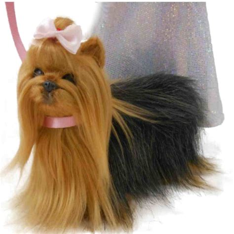 yorkie doll pet yorkie puppy duchess outlet