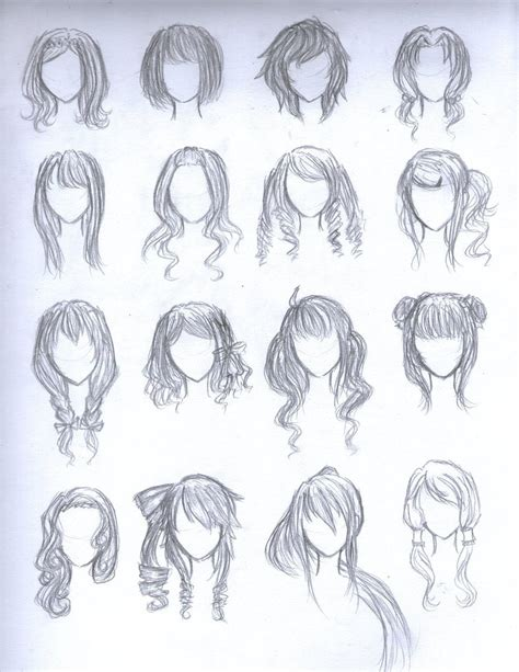 anime hairstyles pictures anime female hairstyles 116444 anime female hairstyles fe