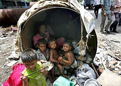 how poverty is calculated in india rediff business
