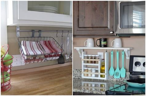 keep your kitchen counter clutter free with these ideas