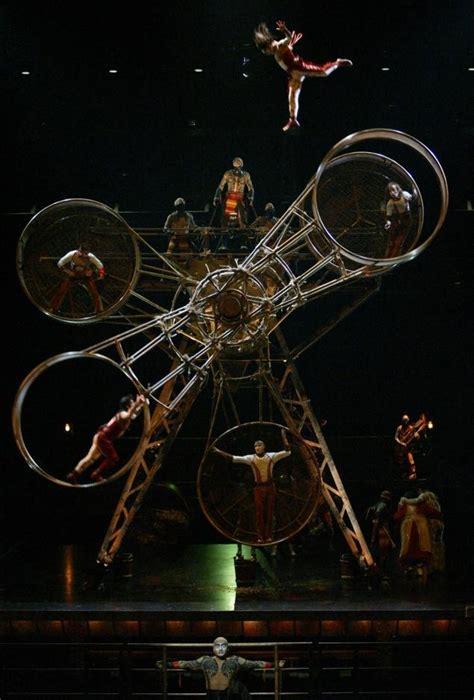 risk assessment issues  death  cirque du soleil aerialist cuckoo