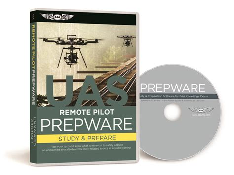 remote pilot small unmanned aircraft systems study guide faa g 8082 22 remote pilot part 107 drone certification study guide edition aug 2016 faa knowledge series books prepware remote pilot dvd study guide faa part 107