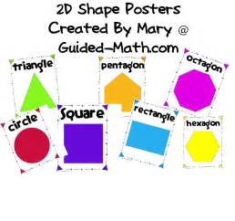 Ms brown s classroom math monday geometry shapes