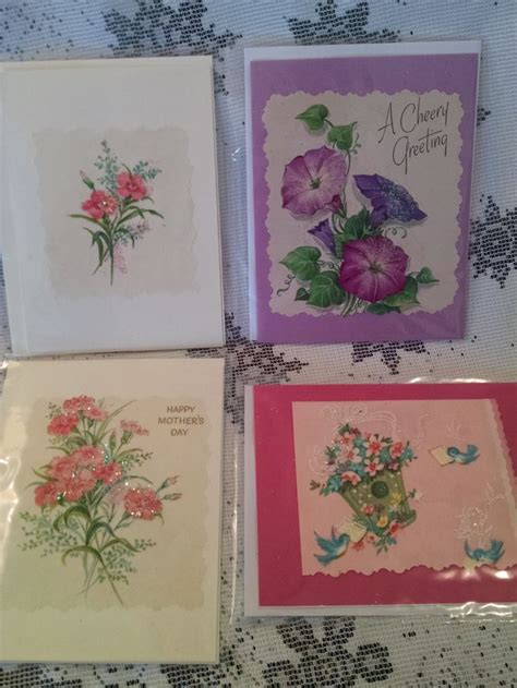 Handmade Vintage Birthday Cards - best 25 s day greeting cards ideas on