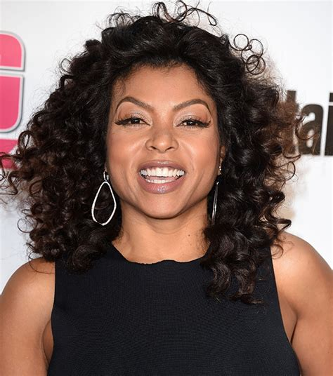 taraji p henson long wavy hairstyle pictures to pin on pinterest the 15 best curly hairstyles daily makeover