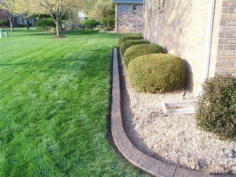 17 best ideas about concrete landscape edging on