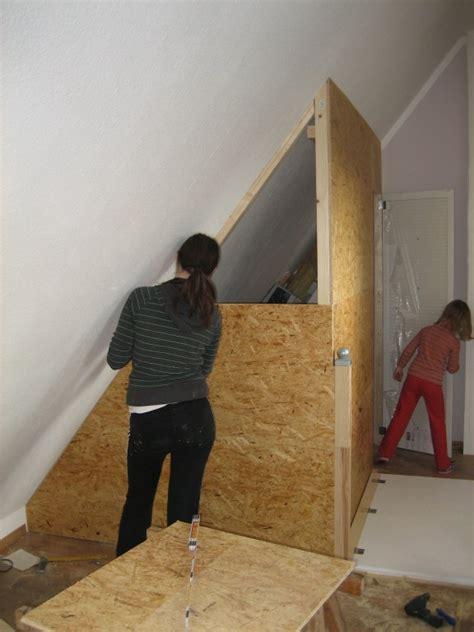 kleine abstellkammer wohnzimmer dachboden vorher nachher unser zuhause