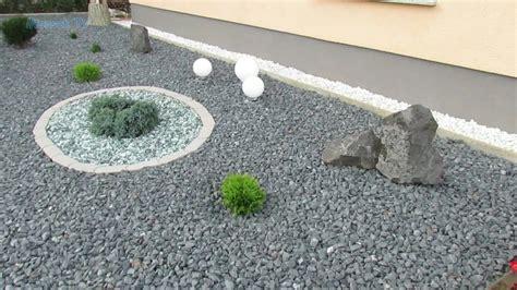 gartengestaltung vorgarten mit kies gestalten 2514 vorgarten mit kies gestalten