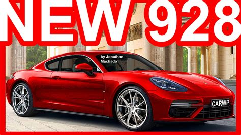 future porsche 928 photoshop new 2018 porsche 928 panamera coupe porsche
