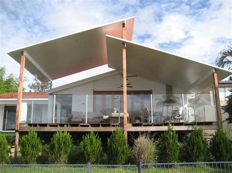 Skillion Patio by Patios And Carports Tweed Heads Banora Point Castle