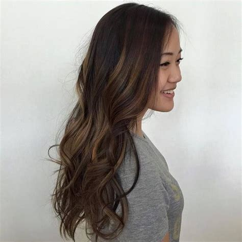 balayage highlights for older women 487 best images about asian hairstyles for the girls
