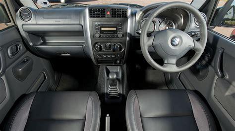 suzuki jimny interior suzuki jimny sz4 2015 review by car magazine