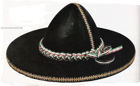 como hacer un sombrero de mariachi para nios como hacer un sombrero de charro imagui