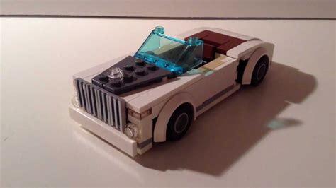 lego rolls royce lego moc luxury convertible quot rolls royce phantom