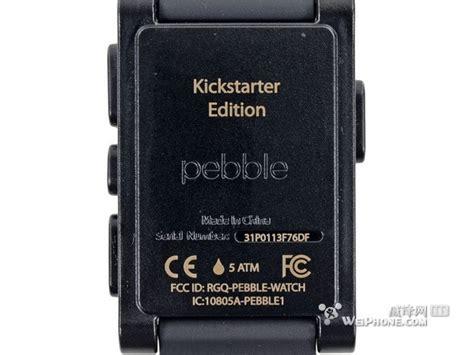 Pebble Kickstarter Edition 首款智能手表pebble多步骤详细拆解 站长之家