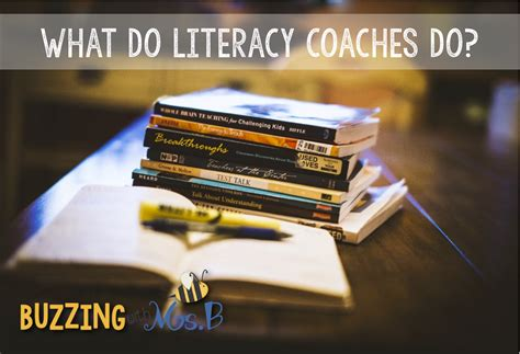What Do Literacy Coaches Do - buzzing with ms b what do coaches do