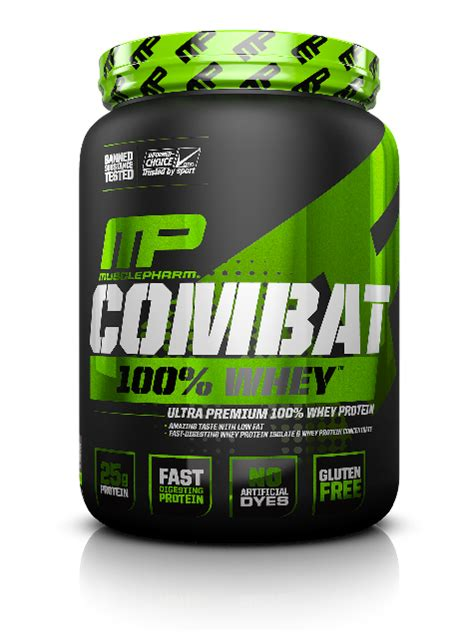 Combat Whey Protein Combat 100 Whey Musclepharm Sports Science Institute