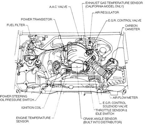 ka24e engine diagram ka24e get free image about wiring