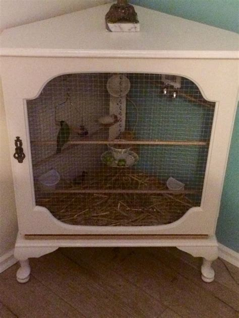 Handmade Bird Cages - diy cockatiel cage pictures to pin on pinsdaddy