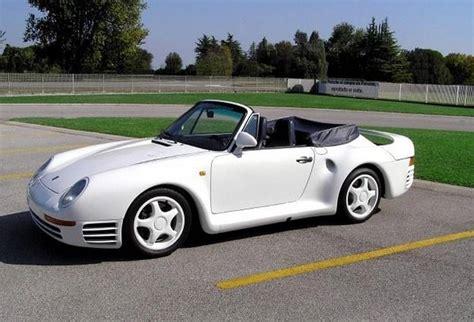 porsche 959 price for sale world s only porsche 959 speedster gtspirit