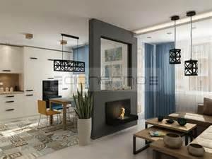 innendesign wohnzimmer acherno kraftvolle kombinationen farben und formen