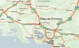 carte salon de provence