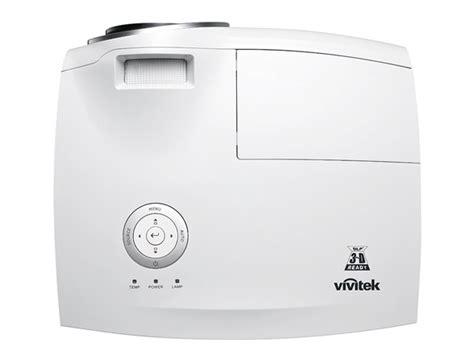 Vivitek Dw868 Proyektor Wxga 1280x800 4500 Ansi Lumens 29487 Wa vivitek 4500 lumen wxga dlp projector