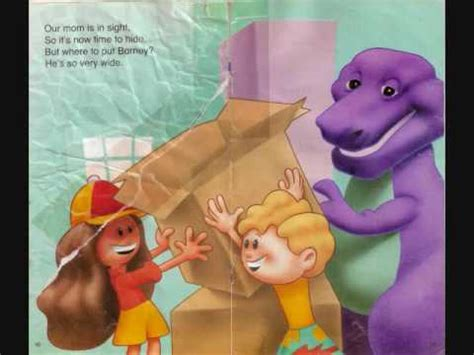 barney and the backyard gang barney the backyard gang the backyard show book hq youtube