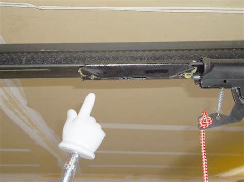 Disconnect Garage Door Opener by How Can I Disconnect Garage Door Opener So I Can