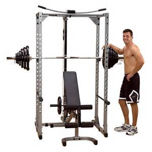 powerline by solid power rack