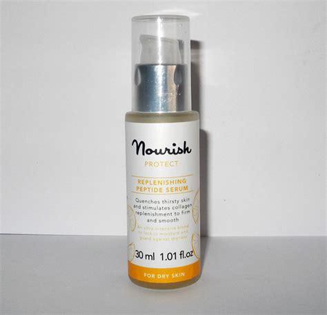 Serum Nourish Skin nourish replenishing peptide serum for skin review