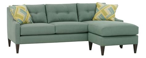 contemporary sectional sofas with chaise contemporary 3 seat button back sectional sofa w