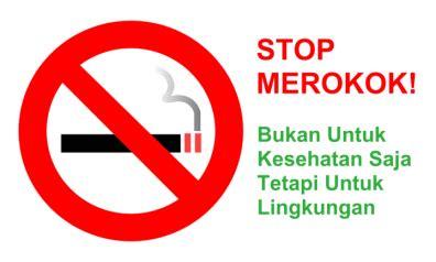contoh karya tulis ilmiah tentang bahaya merokok review
