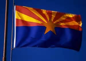 of arizona colors arizona state flag 5 x 8
