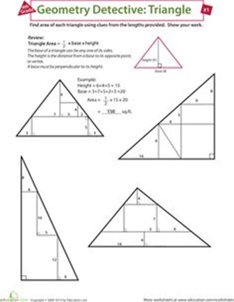 Geometry On Pinterest Pythagorean Theorem Geometry And