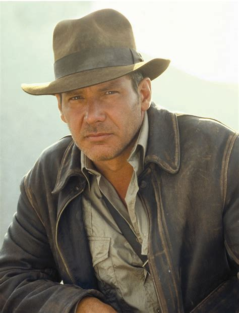 Harrison Ford Is Back As Indiana Jones And More by Island News Harrison Ford Open To Returning To