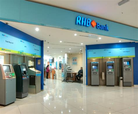 rhb bank in malaysia rhb bank services services