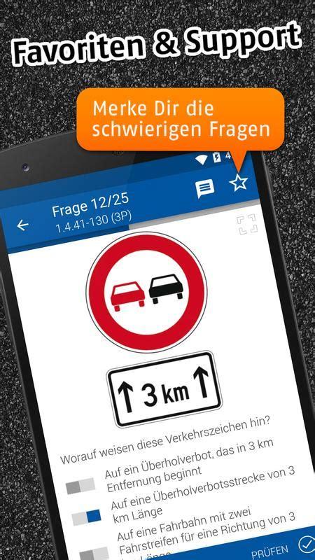 Motorrad Führerschein Upgrade by Itheorie F 252 Hrerschein Auto Apk Download Free Education