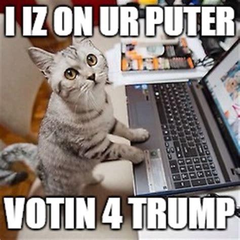 Cat Laptop Meme - computer cat imgflip