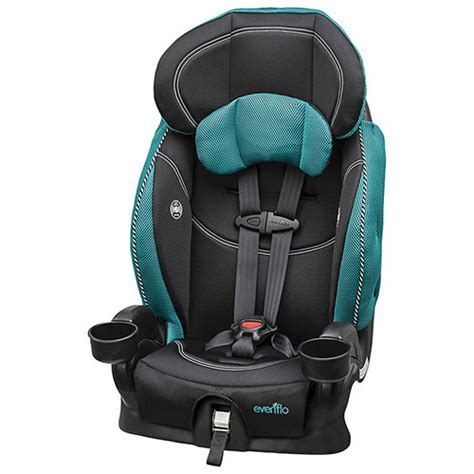 car seat cinema canada evenflo lx booster car seat green black booster