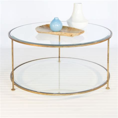 Worlds Away Coffee Table by Worlds Away Rollo Coffee Table Gold Leaf Traditional