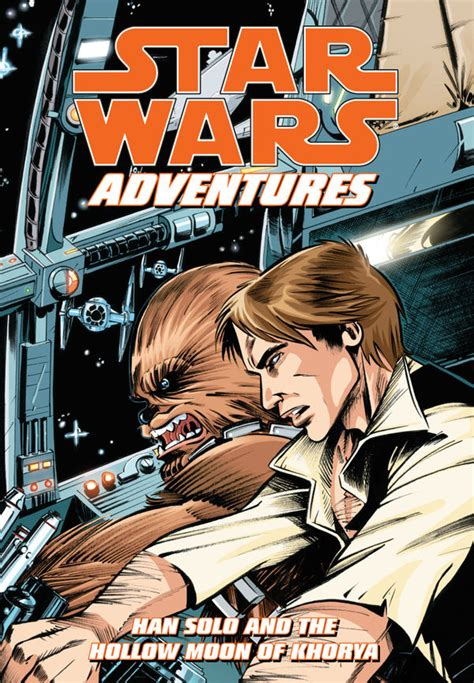 wars adventures volume 1 han and the hollow
