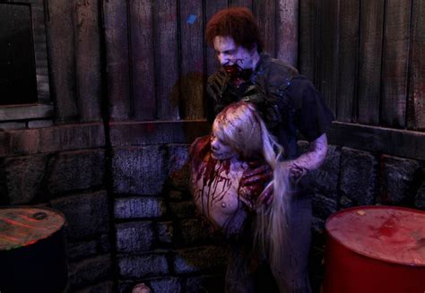 the nest haunted house the nest doomtown open tonight at rawhide news