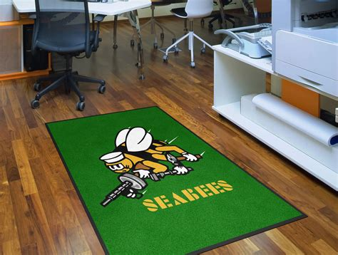customized rugs for businesses why your business needs a custom rug with logo